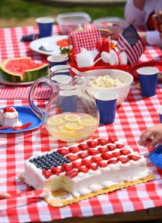 Four 4th of July Party Ideas
