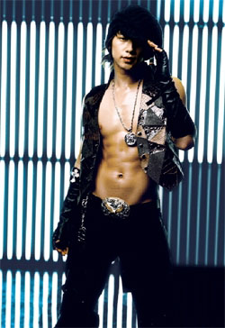 Bi Rain Korean Pop and TV Star Bi Rain