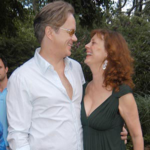 Susan-Sarandon-and-Tim Robbins-